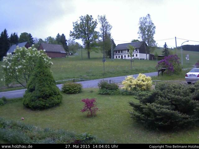 Wetter am 27.05.2015 in Holzhau (Erzgebirge)