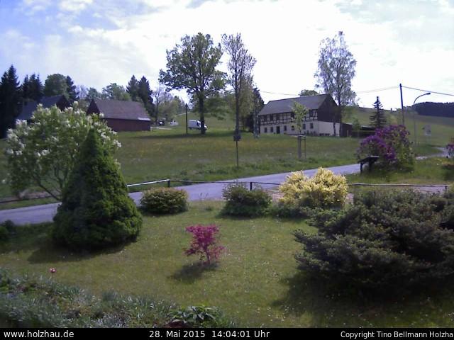 Wetter am 28.05.2015 in Holzhau (Erzgebirge)