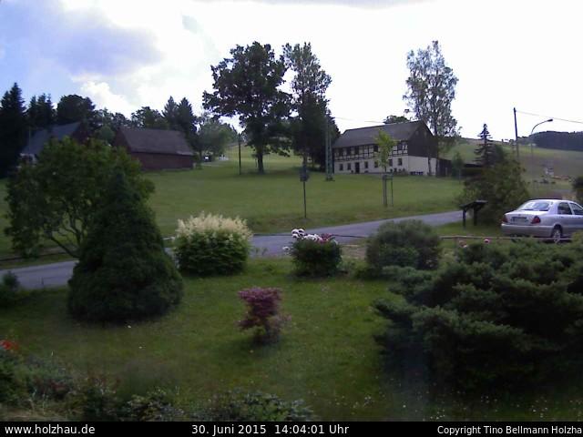 Wetter am 30.06.2015 in Holzhau (Erzgebirge)