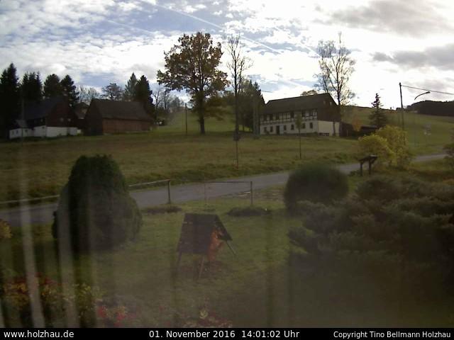 Wetter am 01.11.2016 in Holzhau (Erzgebirge)