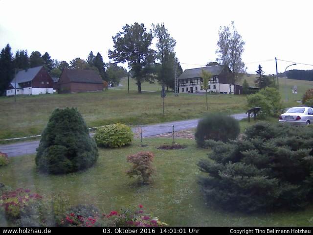 Wetter am 03.10.2016 in Holzhau (Erzgebirge)