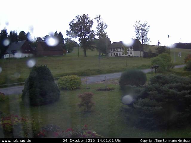Wetter am 04.10.2016 in Holzhau (Erzgebirge)