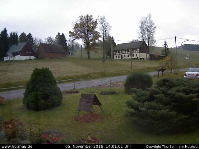 Wetter am 05.11.2016 in Holzhau (Erzgebirge)