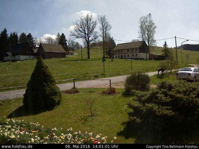 Wetter am 06.05.2016 in Holzhau (Erzgebirge)