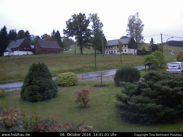 Wetter am 06.10.2016 in Holzhau (Erzgebirge)