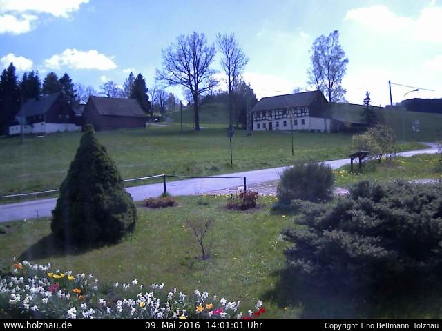 Wetter am 09.05.2016 in Holzhau (Erzgebirge)