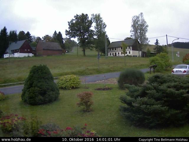Wetter am 10.10.2016 in Holzhau (Erzgebirge)