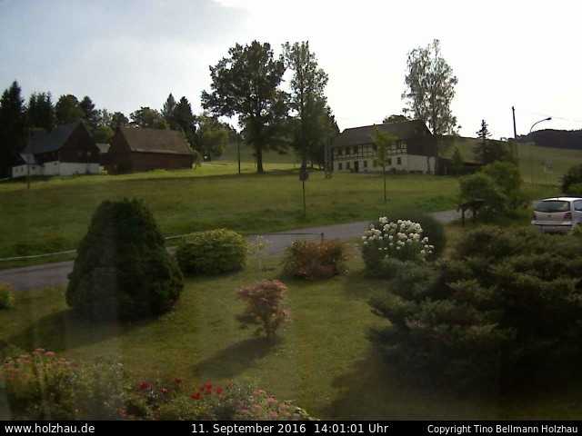 Wetter am 11.09.2016 in Holzhau (Erzgebirge)
