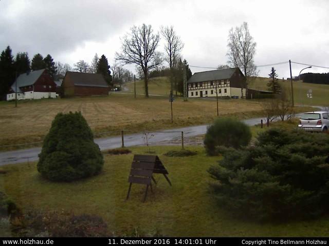 Wetter am 11.12.2016 in Holzhau (Erzgebirge)