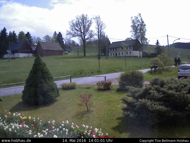 Wetter am 14.05.2016 in Holzhau (Erzgebirge)