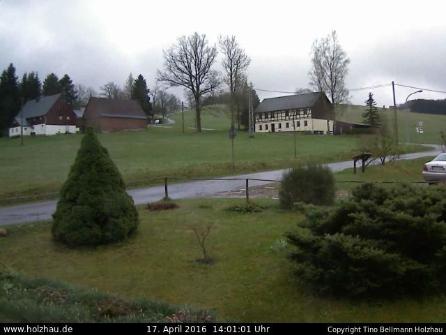Wetter am 17.04.2016 in Holzhau (Erzgebirge)