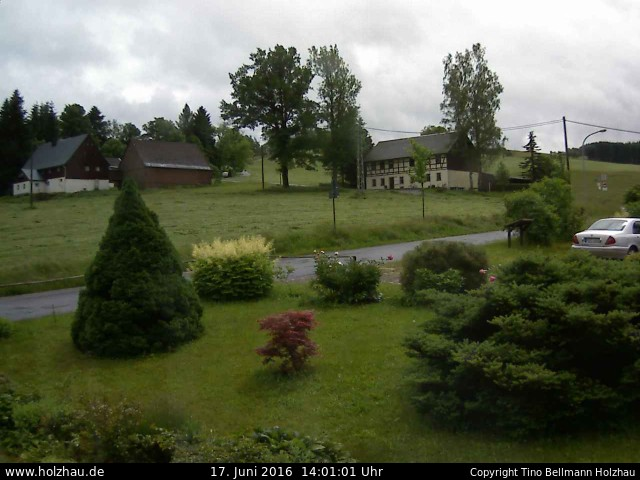 Wetter am 17.06.2016 in Holzhau (Erzgebirge)