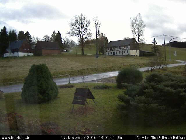 Wetter am 17.11.2016 in Holzhau (Erzgebirge)