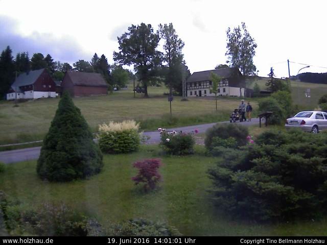 Wetter am 19.06.2016 in Holzhau (Erzgebirge)