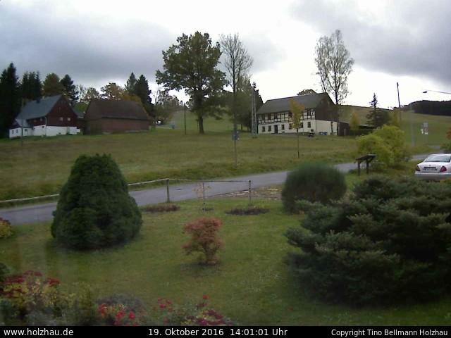 Wetter am 19.10.2016 in Holzhau (Erzgebirge)