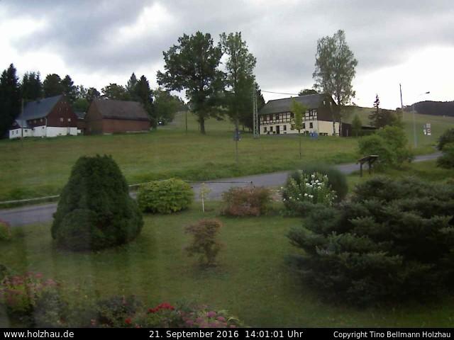 Wetter am 21.09.2016 in Holzhau (Erzgebirge)