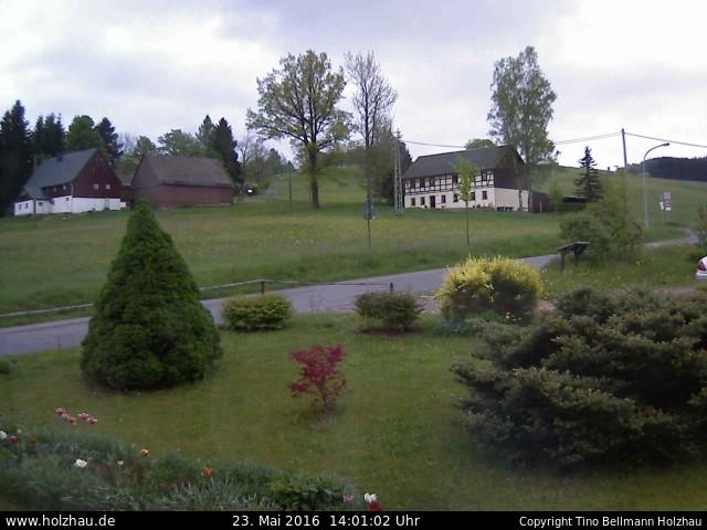 Wetter am 23.05.2016 in Holzhau (Erzgebirge)