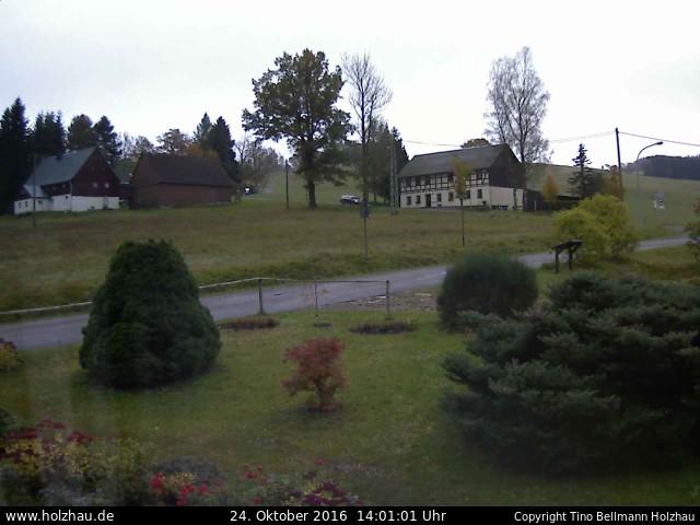 Wetter am 24.10.2016 in Holzhau (Erzgebirge)