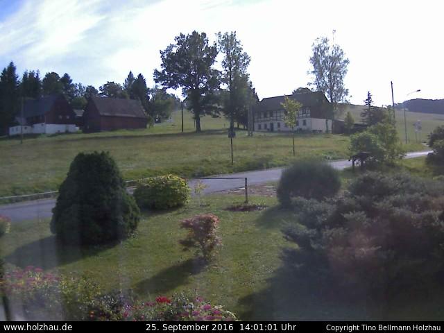 Wetter am 25.09.2016 in Holzhau (Erzgebirge)