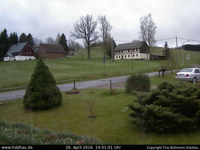Wetter am 26.04.2016 in Holzhau (Erzgebirge)