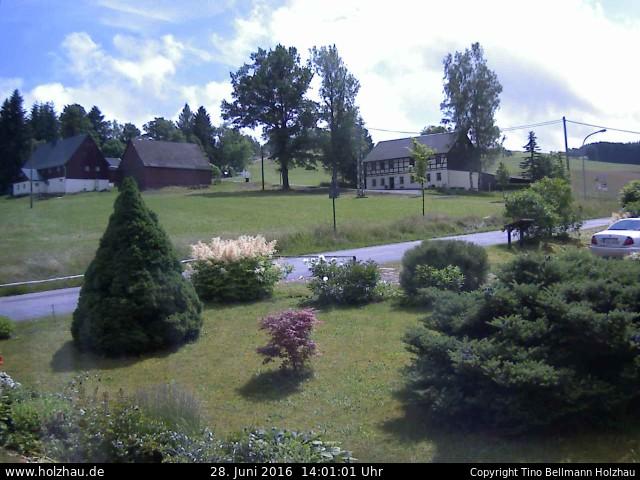 Wetter am 28.06.2016 in Holzhau (Erzgebirge)