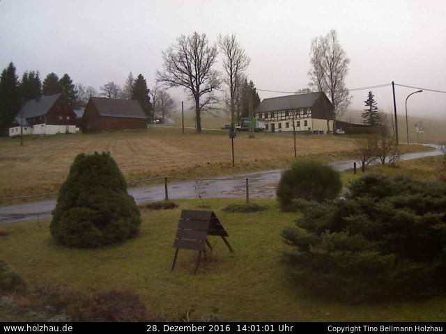Wetter am 28.12.2016 in Holzhau (Erzgebirge)