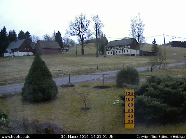 Wetter am 30.03.2016 in Holzhau (Erzgebirge)