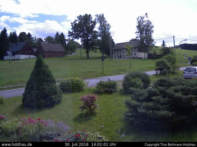 Wetter am 30.07.2016 in Holzhau (Erzgebirge)