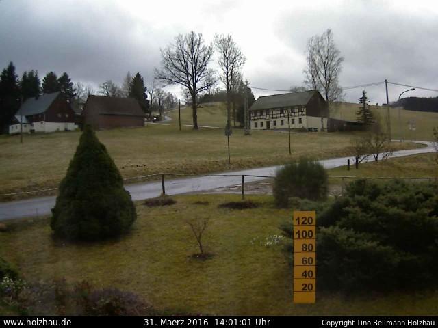 Wetter am 31.03.2016 in Holzhau (Erzgebirge)