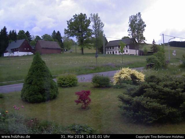Wetter am 31.05.2016 in Holzhau (Erzgebirge)