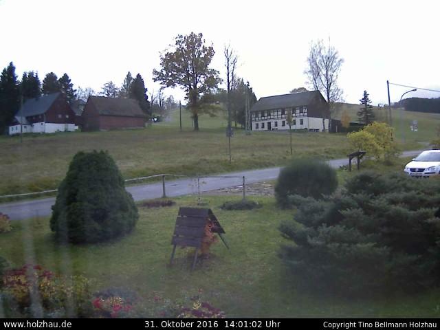 Wetter am 31.10.2016 in Holzhau (Erzgebirge)