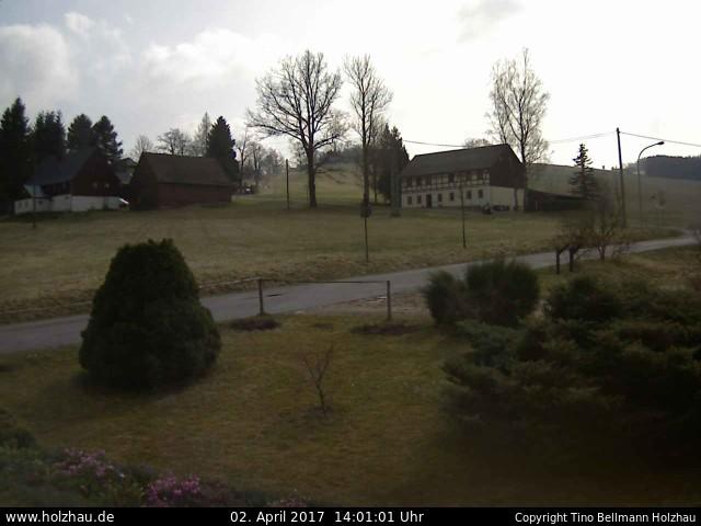 Wetter am 02.04.2017 in Holzhau (Erzgebirge)