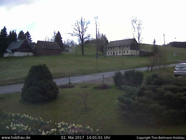 Wetter am 02.05.2017 in Holzhau (Erzgebirge)
