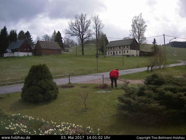 Wetter am 03.05.2017 in Holzhau (Erzgebirge)