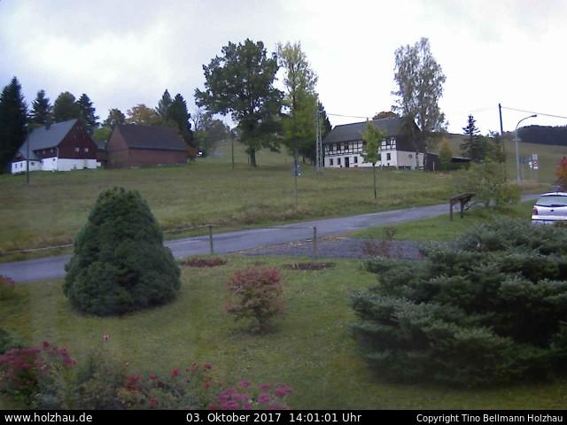 Wetter am 03.10.2017 in Holzhau (Erzgebirge)