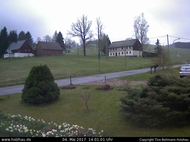 Wetter am 04.05.2017 in Holzhau (Erzgebirge)