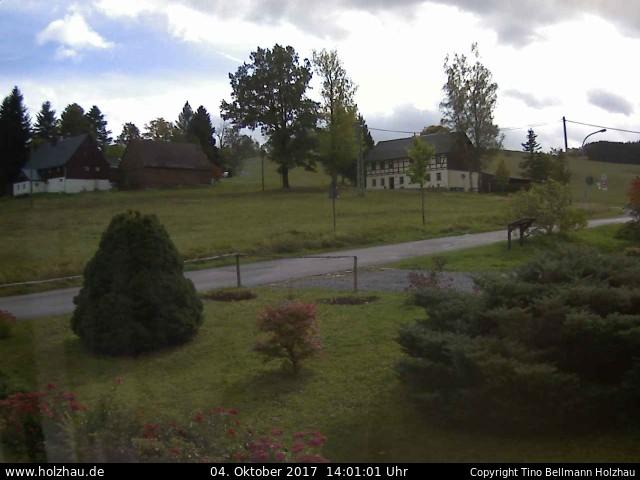 Wetter am 04.10.2017 in Holzhau (Erzgebirge)