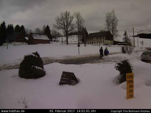 Wetter am 05.02.2017 in Holzhau (Erzgebirge)