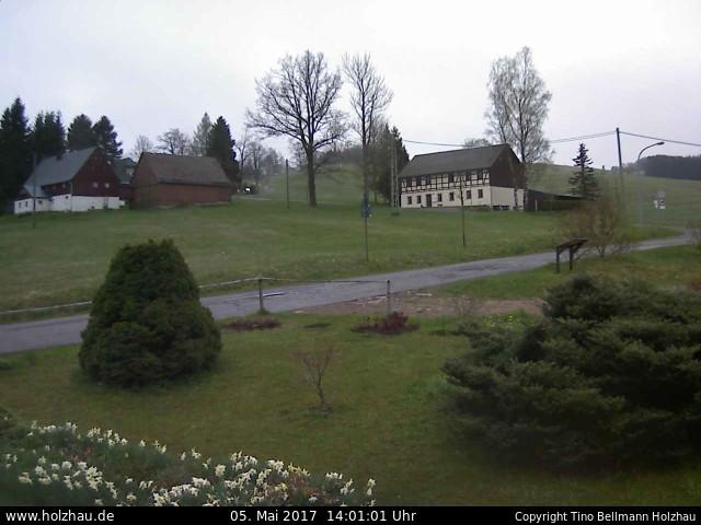 Wetter am 05.05.2017 in Holzhau (Erzgebirge)
