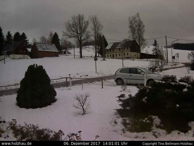 Wetter am 06.12.2017 in Holzhau (Erzgebirge)