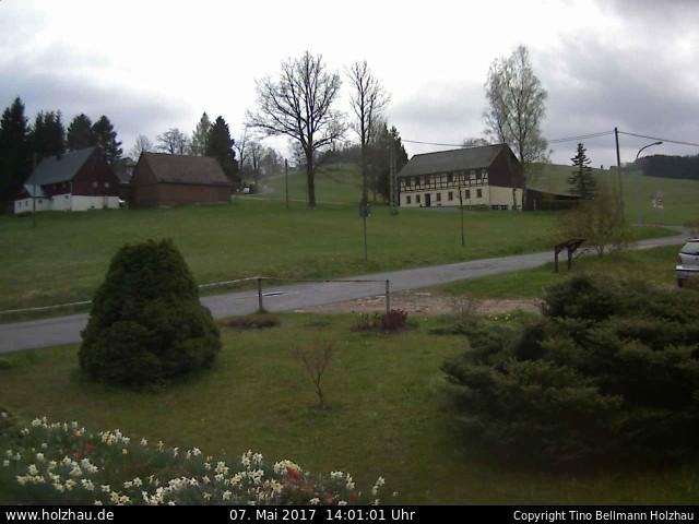 Wetter am 07.05.2017 in Holzhau (Erzgebirge)