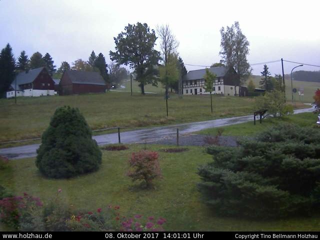Wetter am 08.10.2017 in Holzhau (Erzgebirge)