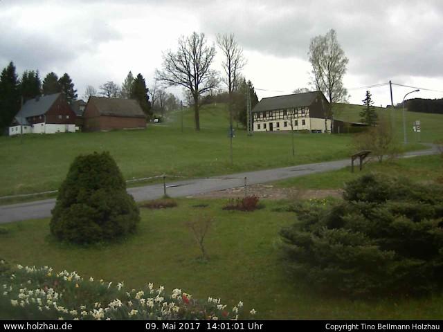 Wetter am 09.05.2017 in Holzhau (Erzgebirge)