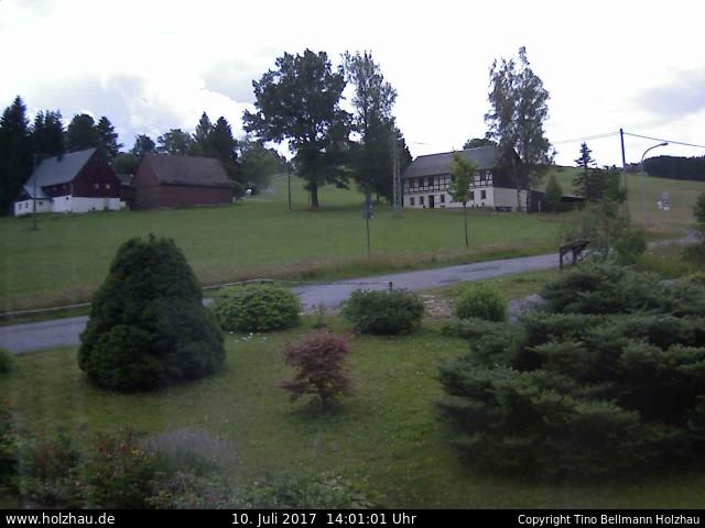 Wetter am 10.07.2017 in Holzhau (Erzgebirge)