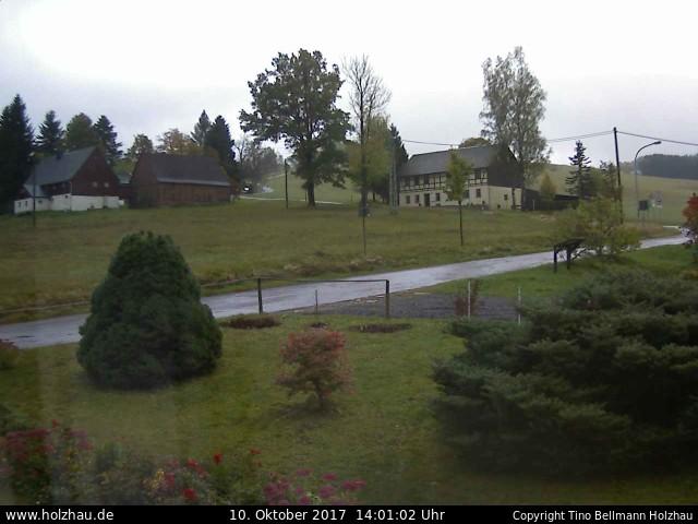 Wetter am 10.10.2017 in Holzhau (Erzgebirge)