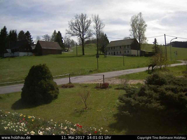 Wetter am 11.05.2017 in Holzhau (Erzgebirge)