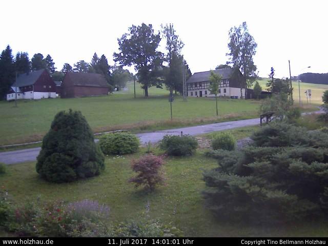 Wetter am 11.07.2017 in Holzhau (Erzgebirge)
