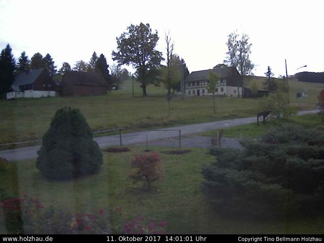 Wetter am 11.10.2017 in Holzhau (Erzgebirge)