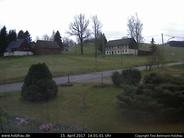Wetter am 15.04.2017 in Holzhau (Erzgebirge)