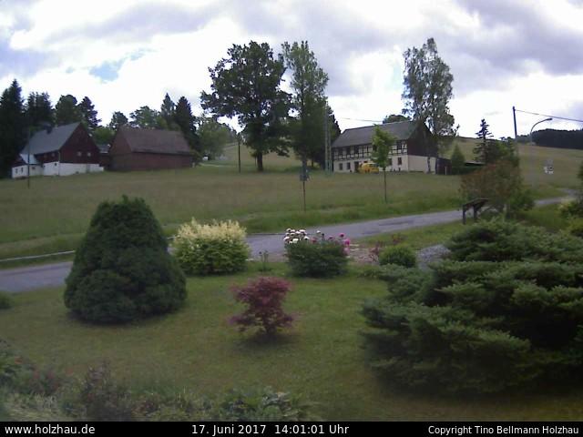 Wetter am 17.06.2017 in Holzhau (Erzgebirge)